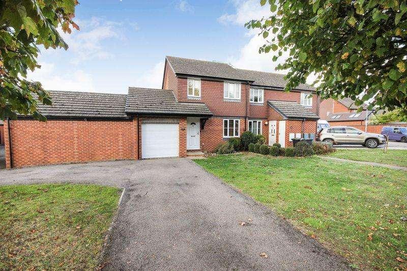 3 Bedrooms Semi Detached House for sale in Tavistock Avenue, Ampthill