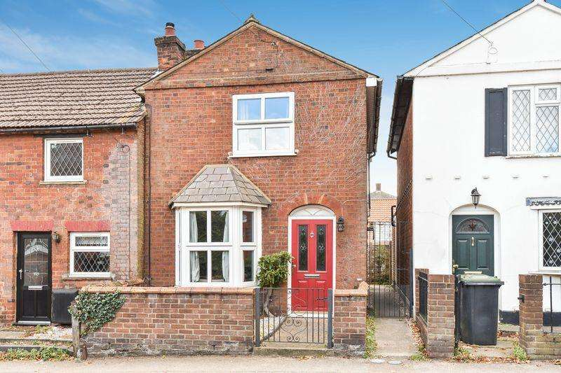 3 Bedrooms Detached House for sale in Oliver Street, Ampthill