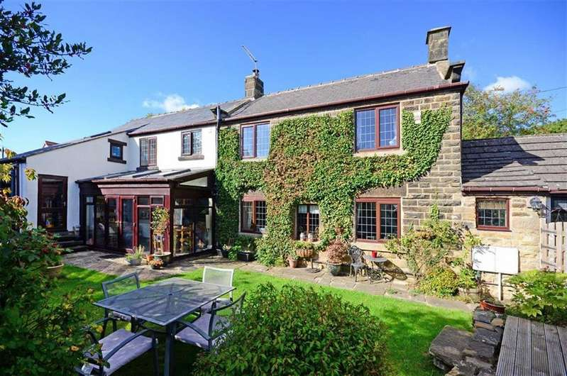 4 Bedrooms Cottage House for sale in 12, Oxclose Lane, Dronfield Woodhouse, Dronfield, Derbyshire, S18
