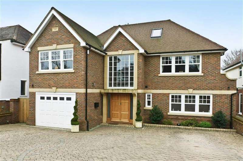 6 Bedrooms Detached House for sale in Mountway, Potters Bar, Hertfordshire