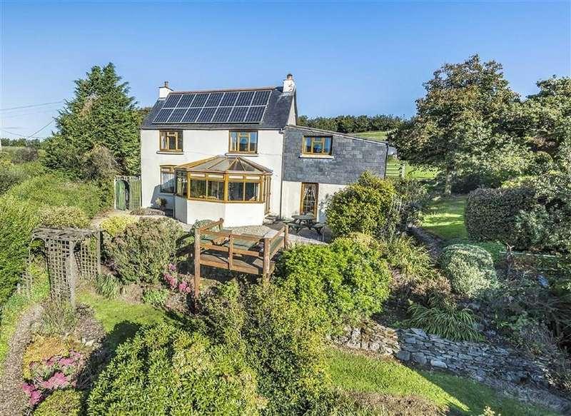 5 Bedrooms Detached House for sale in Furzehill, Barbrook, Lynton, Devon, EX35
