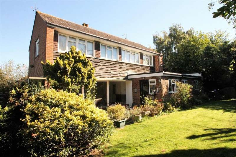 5 Bedrooms Detached House for sale in Conway Road, Maidstone