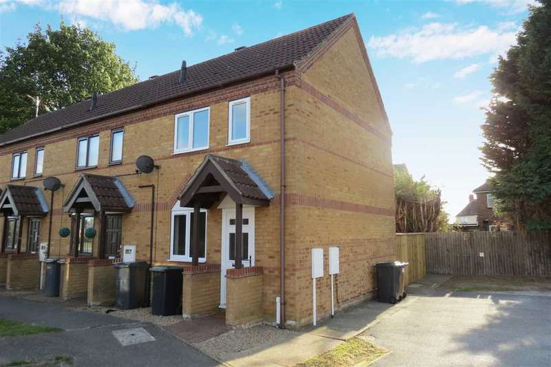 2 Bedrooms End Of Terrace House for sale in Dawson Road, Sleaford