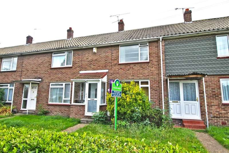 2 Bedrooms Property for sale in Bushfield Walk, Swanscombe, DA10