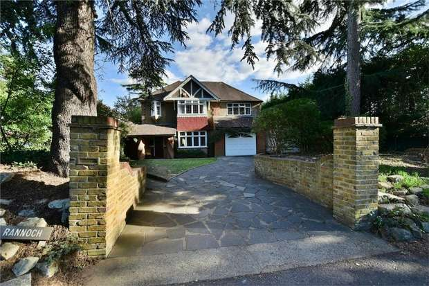 4 Bedrooms Detached House for sale in Langley Park Road, IVER, Buckinghamshire