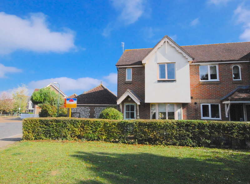 2 Bedrooms End Of Terrace House for sale in Pochard Way, Great Notley, Braintree, CM77