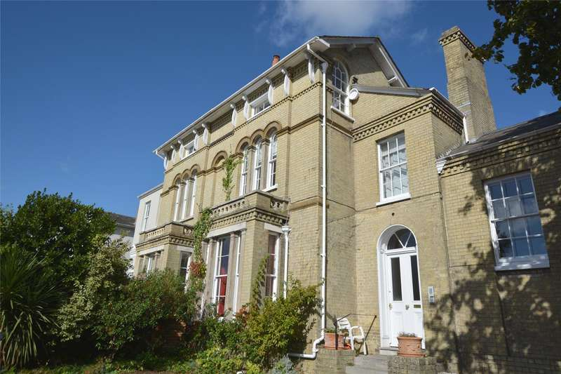 1 Bedroom Flat for sale in Hill House, Highfield, Lymington, Hampshire, SO41