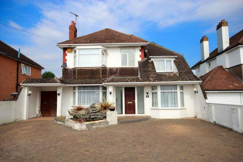 5 Bedrooms Detached House for sale in Seafield Road, Bournemouth