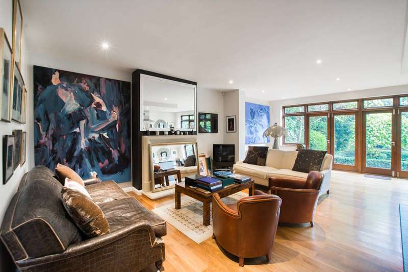 4 Bedrooms House for sale in Aberdeen Park, Highbury, N5