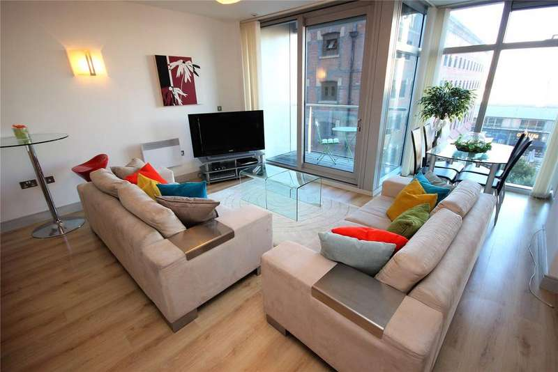2 Bedrooms Flat for sale in Great Northern Tower, 1 Watson Street, Manchester, Greater Manchester, M3
