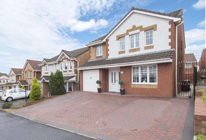 4 Bedrooms Detached Villa House for sale in 14 Wallace Wynd, Cambuslang, G72 8SE