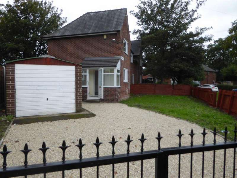 3 Bedrooms Semi Detached House for sale in Overdale Road, Manchester