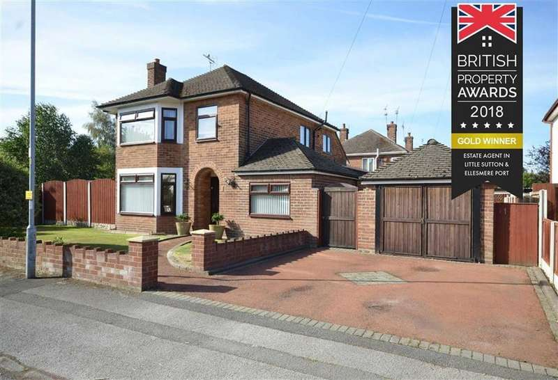 3 Bedrooms Detached House for sale in Eskdale, Whitby, CH65