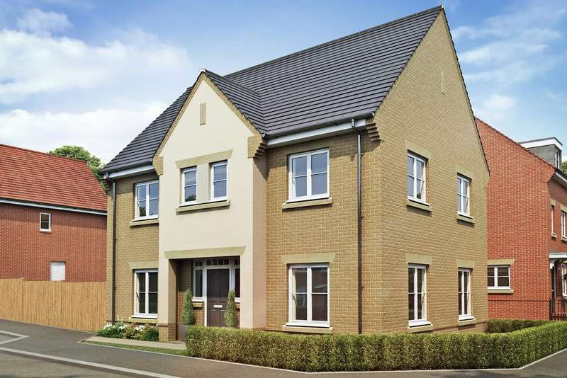 4 Bedrooms Detached House for sale in Corunna By Bellway, Aldershot, GU11