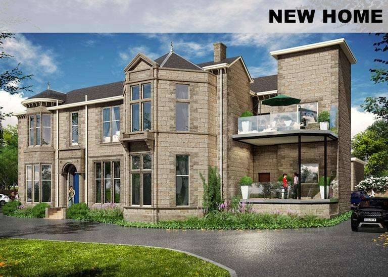 2 Bedrooms Flat for sale in East Montrose Street, Flat F, Helensburgh, Argyll Bute, G84 7ER
