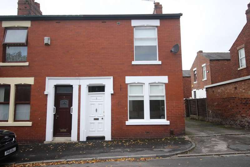 3 Bedrooms End Of Terrace House for sale in Brookfield Avenue, Fulwood