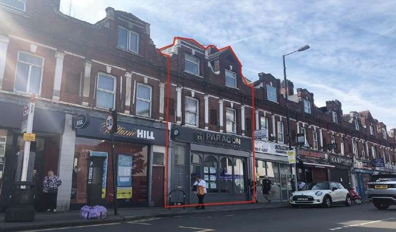 Plot Commercial for sale in  1C Olive Grove, London N15