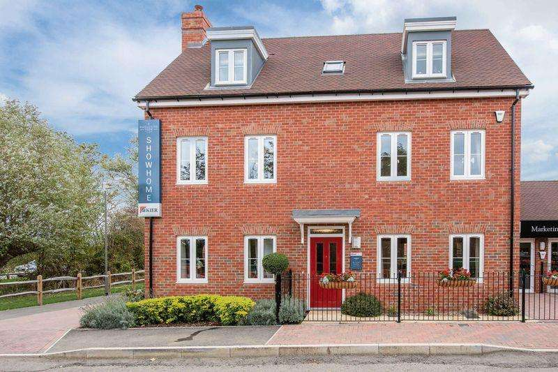 5 Bedrooms Detached House for sale in Provis Wharf, Aylesbury