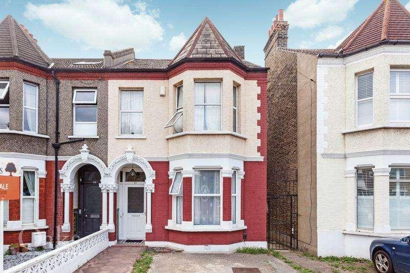3 Bedrooms Semi Detached House for sale in Ellison Road, Streatham,London