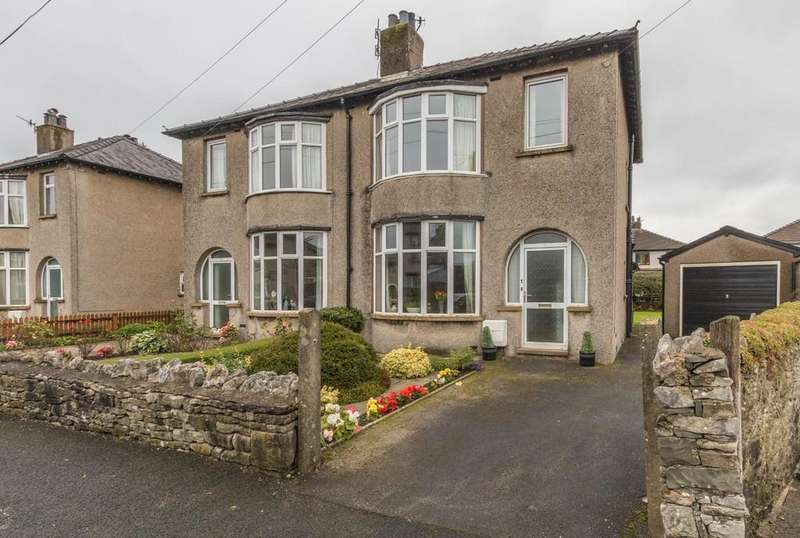 3 Bedrooms Semi Detached House for sale in 1 Finley Drive, Kendal