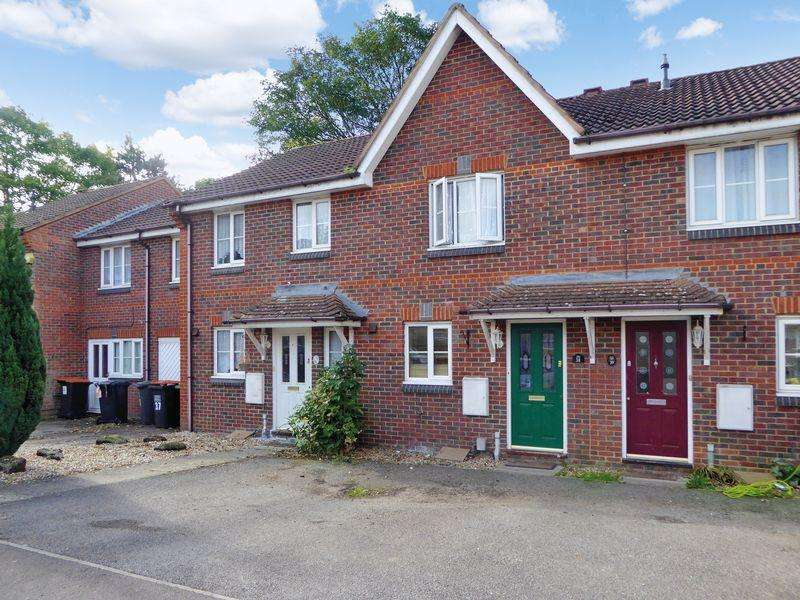 2 Bedrooms Terraced House for sale in Willoughby Close, South West Dunstable