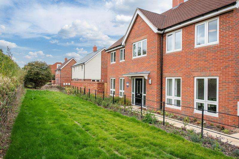 4 Bedrooms Detached House for sale in Provis Wharf, Aylesbury
