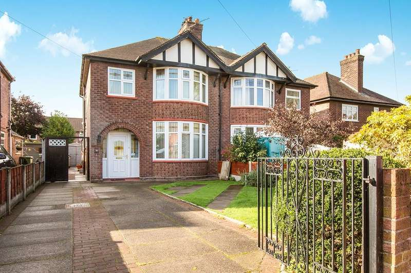 3 Bedrooms Semi Detached House for sale in Queensgate, Northwich, CW8