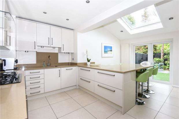 3 Bedrooms End Of Terrace House for sale in Clewer Avenue, Windsor, Berkshire