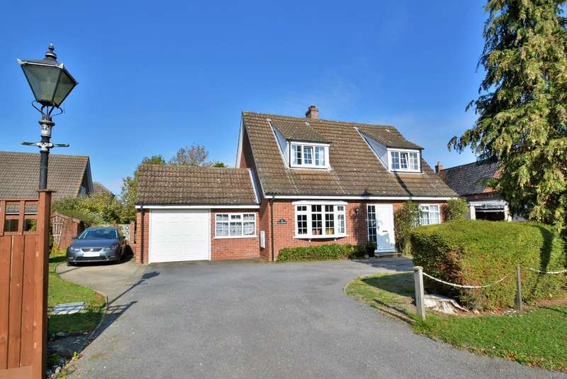 4 Bedrooms Detached House for sale in Church Road, Alburgh