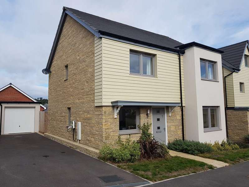 4 Bedrooms Detached House for sale in Churchill Rise, Axminster, Devon