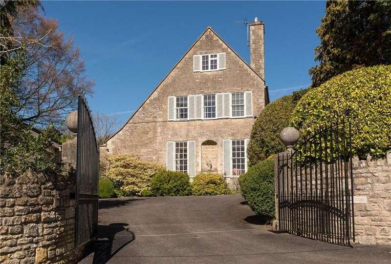 6 Bedrooms Detached House for sale in Fosse Lane, Batheaston, Bath, Somerset, BA1