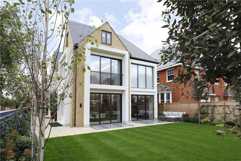 7 Bedrooms Detached House for sale in The Drive, Wimbledon, London, SW20