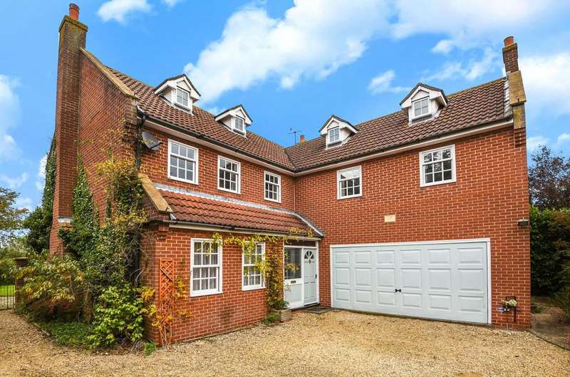 5 Bedrooms Detached House for sale in Gelston, Grantham, NG32