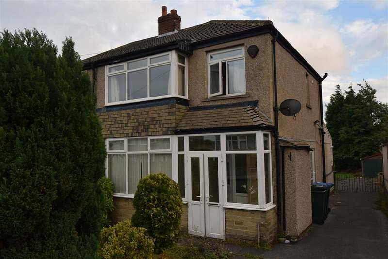 3 Bedrooms Semi Detached House for sale in Fairway, Bradford