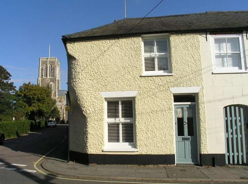 3 Bedrooms Cottage House for sale in Victoria Street, Southwold
