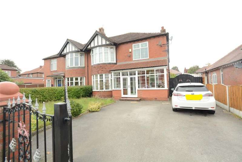 5 Bedrooms Semi Detached House for sale in Highbury Road, Whalley Range, Manchester, M16