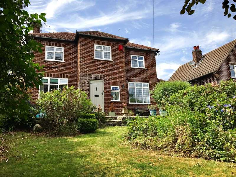 4 Bedrooms Detached House for sale in Gawsworth Road, Macclesfield