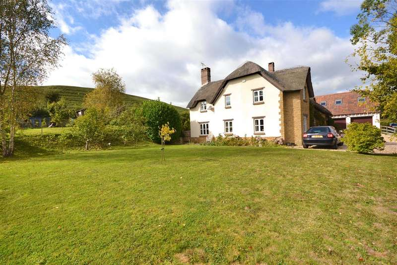 4 Bedrooms Detached House for sale in Askerswell, Dorchester