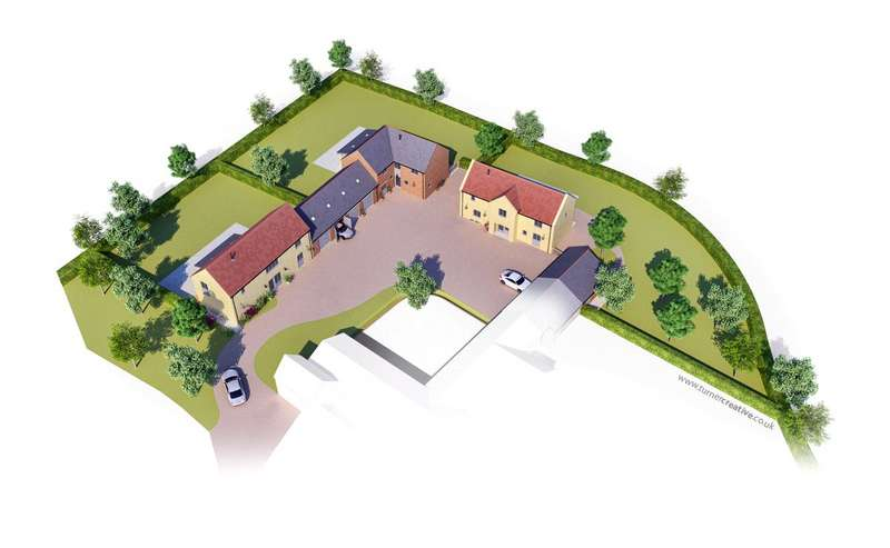 4 Bedrooms Detached House for sale in Widgery Farm, Knowle St. Giles, Chard, Somerset, TA20