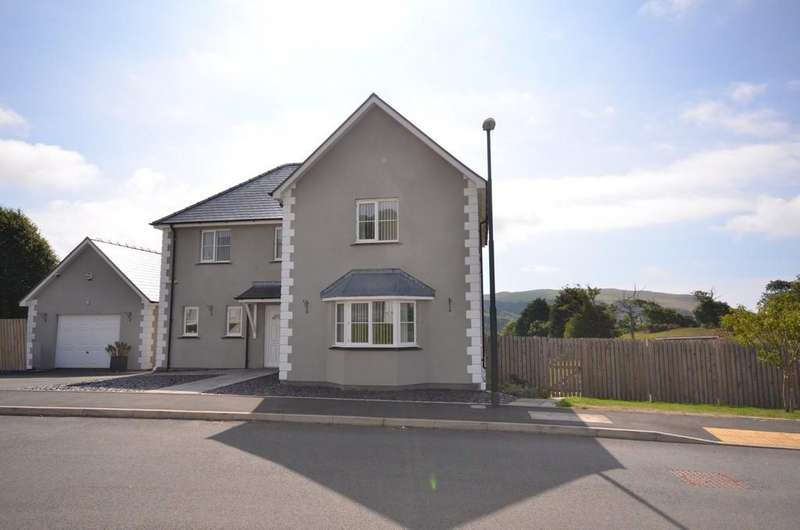 5 Bedrooms Detached House for sale in Clos Crugiau, Southgate