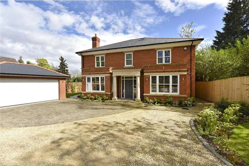 5 Bedrooms Detached House for sale in Reading Road, Shiplake, Henley-on-Thames, Oxfordshire, RG9