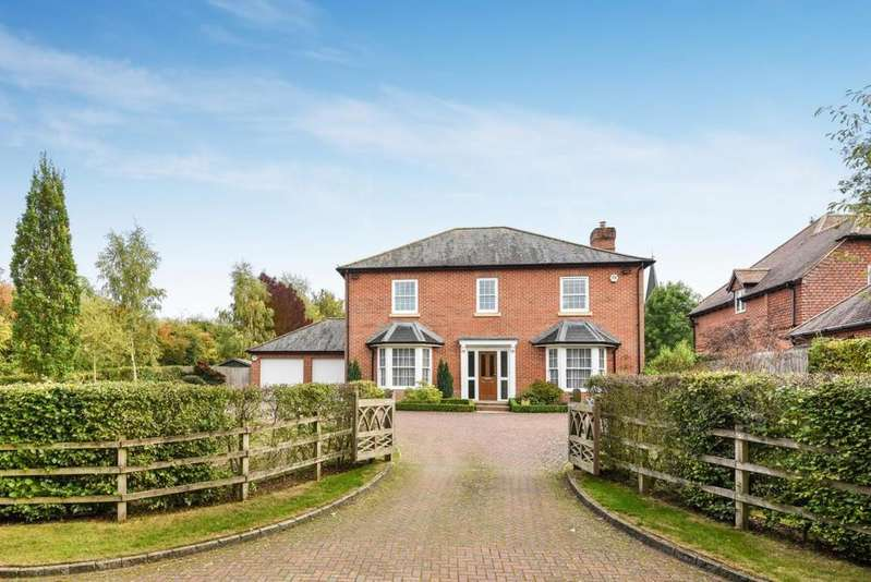 5 Bedrooms Detached House for sale in The Willows, Brimpton, RG7