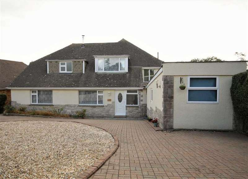 4 Bedrooms Detached House for sale in Windermere Crescent, Radipole, Weymouth