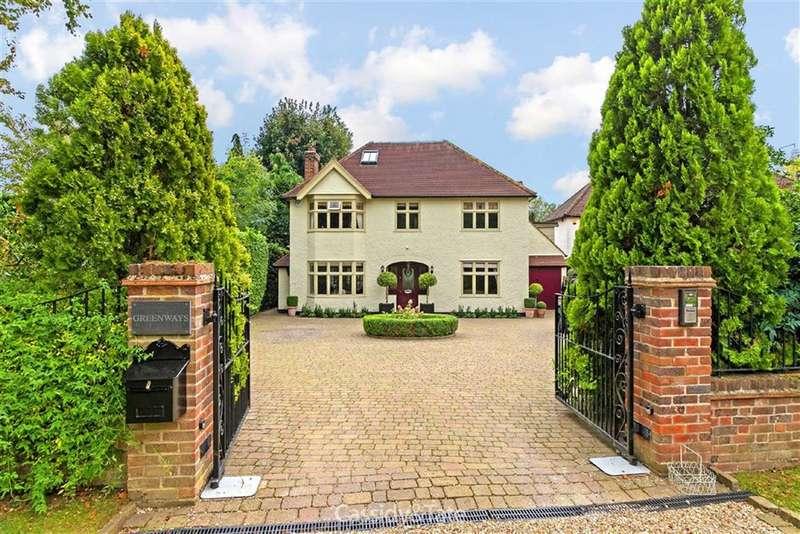 5 Bedrooms Property for sale in Birklands Lane, St Albans, Hertfordshire