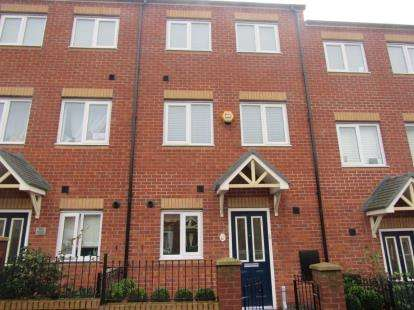 4 Bedrooms Terraced House for sale in Hexagon Close, Blackley, Manchester, Greater Manchester