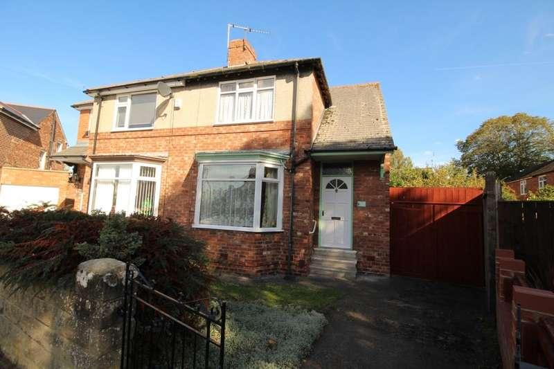 2 Bedrooms Semi Detached House for sale in Brinkburn Drive, Darlington, DL3
