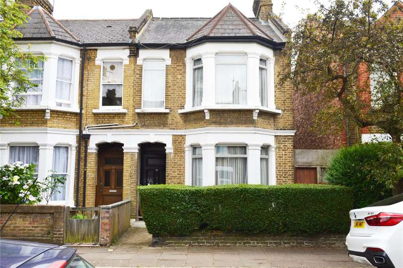 4 Bedrooms Semi Detached House for sale in Leicester Road, East Finchley, London, N2