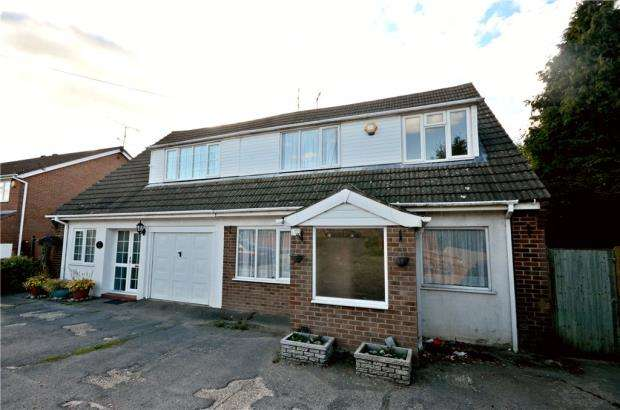 3 Bedrooms Semi Detached House for sale in Whitley Wood Road, Reading, Berkshire