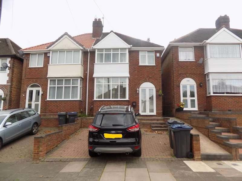 3 Bedrooms Semi Detached House for sale in Perry Wood Road, Great Barr