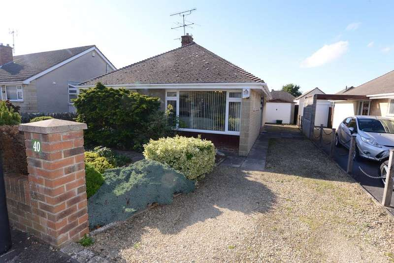 2 Bedrooms Detached House for sale in St. Annes Drive, Oldland Common, Bristol, BS30 6RB